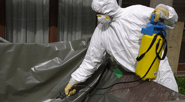 Asbestos and removal work of Asbestos with its  types and associated fibers