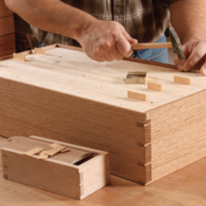 What is Woodworking methodology?